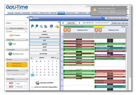 geoconcept launches the new mobile workforce scheduling